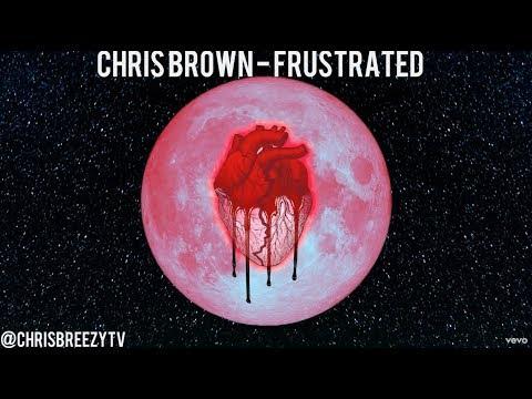 "Chris Brown - Frustrated (LYRICS) SONG 2017 [ Heartbreak On A Full Moon ] ""HD"""