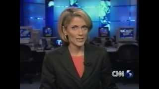 Debra Daugherty Anchors CNN International