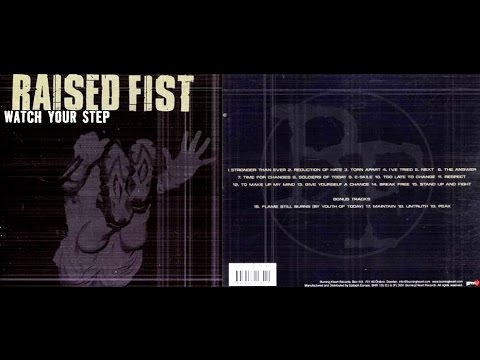 Raised Fist - Watch Your Step [ FULL ALBUM ]