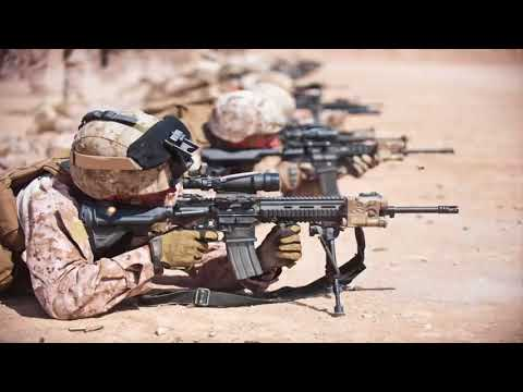 The U S Marine Corps Hopes to Equip Its Troops with This Rifle