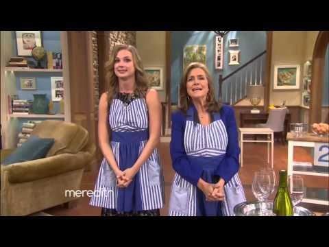 Emily VanCamp  at Meredith Vieira Show - 9/29/2014