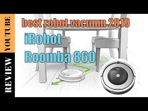 amazon favorites, iRobot Roomba 860, smart vacuum cleaner Robotic new 2019- p1