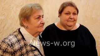 Дочери Владимира Щагина: Галина и Ольга 27.09.2017