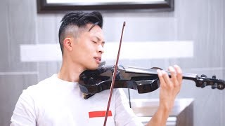 Stay Zedd ft Alessia Cara Violin cover by Daniel