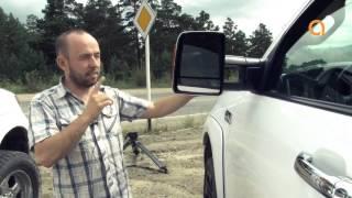 Тест Драйв Toyota Tundra