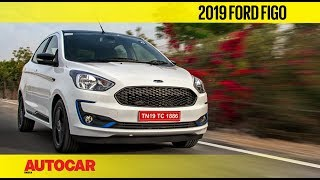 2019 Ford Figo Facelift | First Drive Review | Autocar India
