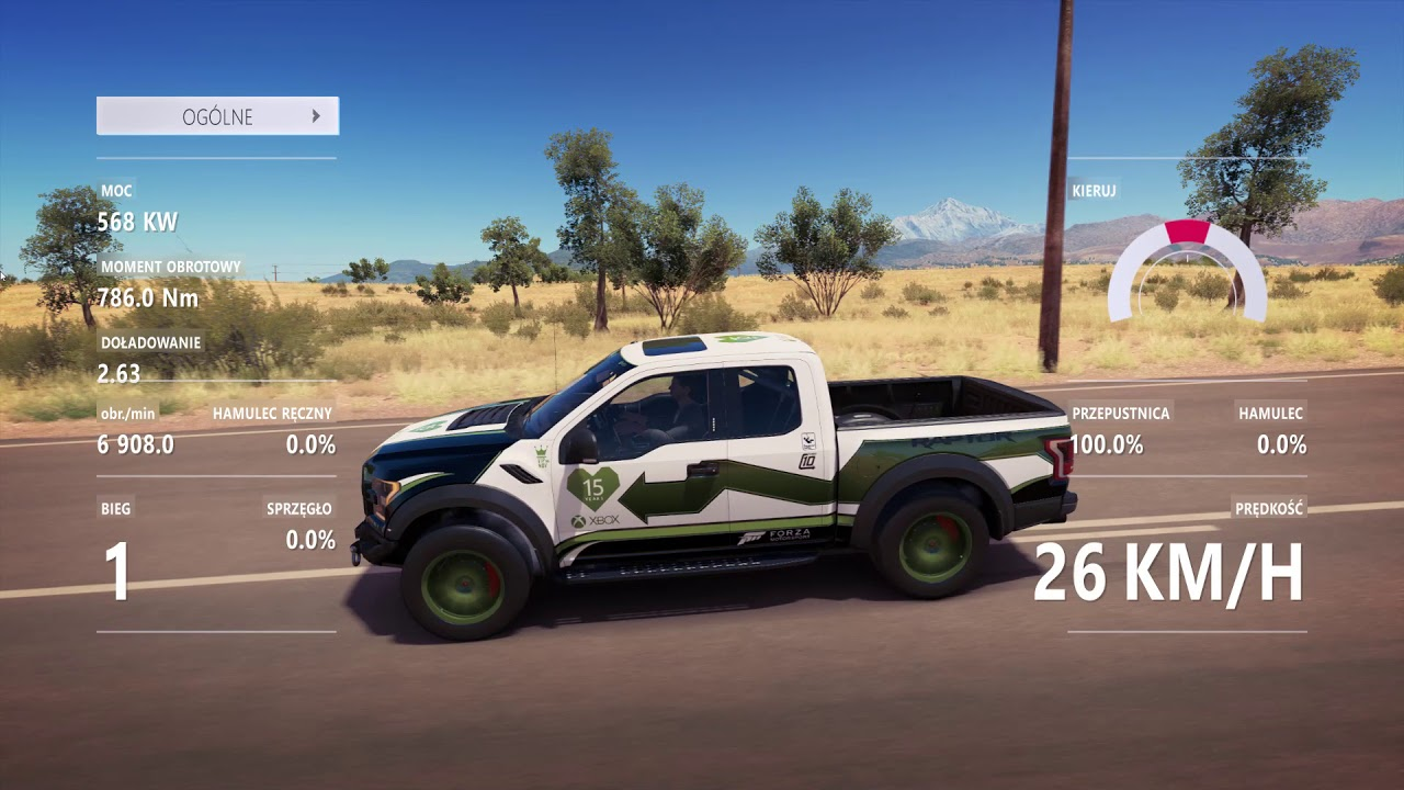 Forza Horizon 3 Tuning 2017 Ford F-150 Raptor Top Speed - YouTube