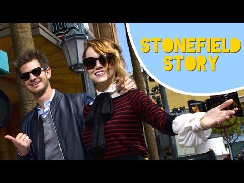 Andrew Garfield & Emma Stone I Stonefield Story