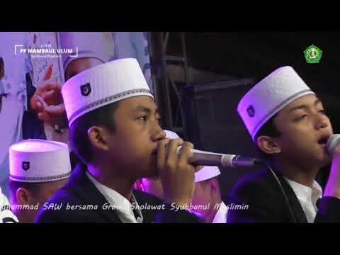 Ajmala Dzikro Pondok Pesantren Mambaul Ulum Modo | Syubbanul Muslimin