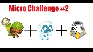 BTD Battles - New Micro Challenge