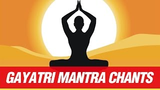 Gayatri Manta Relaxing Chants - Om Bhur Bhuva Swaha with OM | Indian Spiritual Music