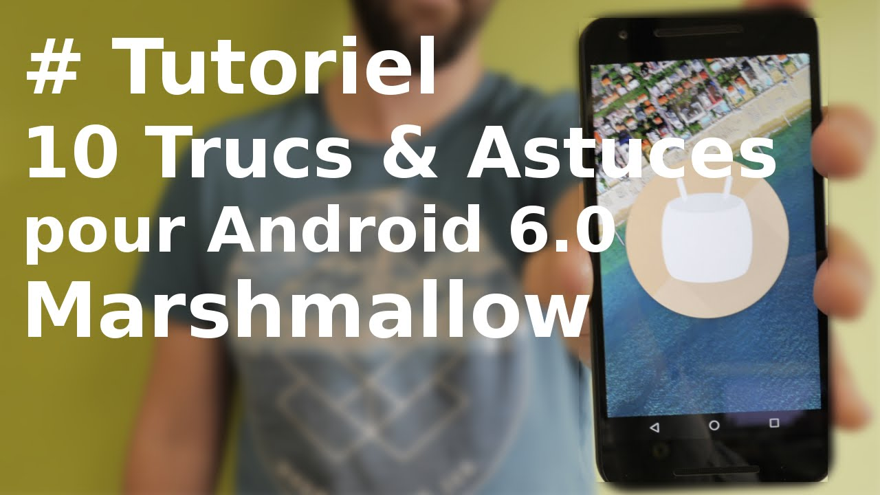 7 astuces sur Android (2018) - YouTube