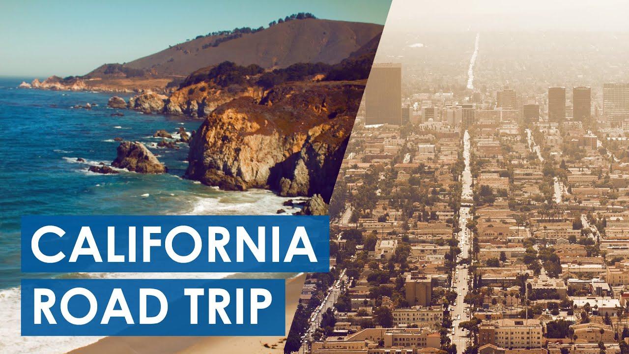 USA Reise | Pacific Coast Highway | San Francisco nach LA | Kalifornien Reise