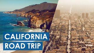 Pacific Coast Highway | San Francisco nach LA | USA Road Trip | Universal Studios | Venice Beach