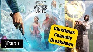 Christmas Calamity Breakdown!