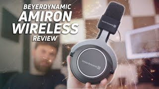 Beyerdynamic Amiron Wireless Review: Better Bluetooth is Here