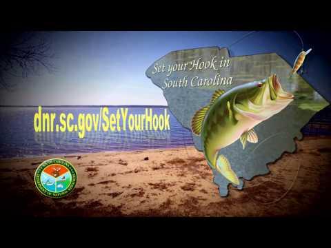 Set Your Hook in South Carolina