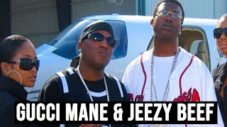 Gucci Mane and Jeezy beef origin