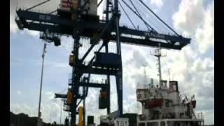 Proses Bongkar Muat Container TPK PALARAN_3