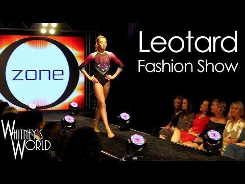 Leotard Fashion Show   Whitney Bjerken   Ozone Leotards