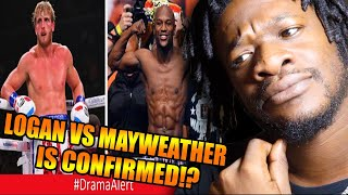 Logan Paul vs Floyd Mayweather BOXING in 2020 - Now 100% CONFIRMED!? (REACTION)