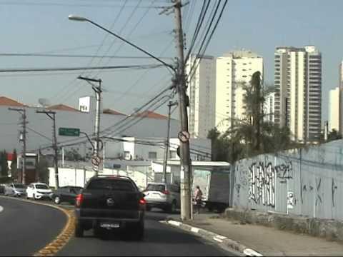 a short drive in Sao Paulo Brasil