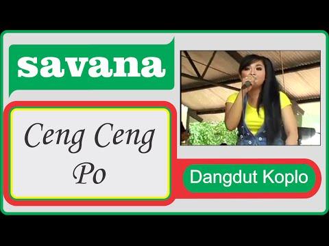Ceng Ceng PO~Atin Savana Campursari Live Jurug Terbaru