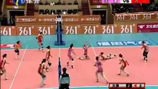 Volley - El punto más largo