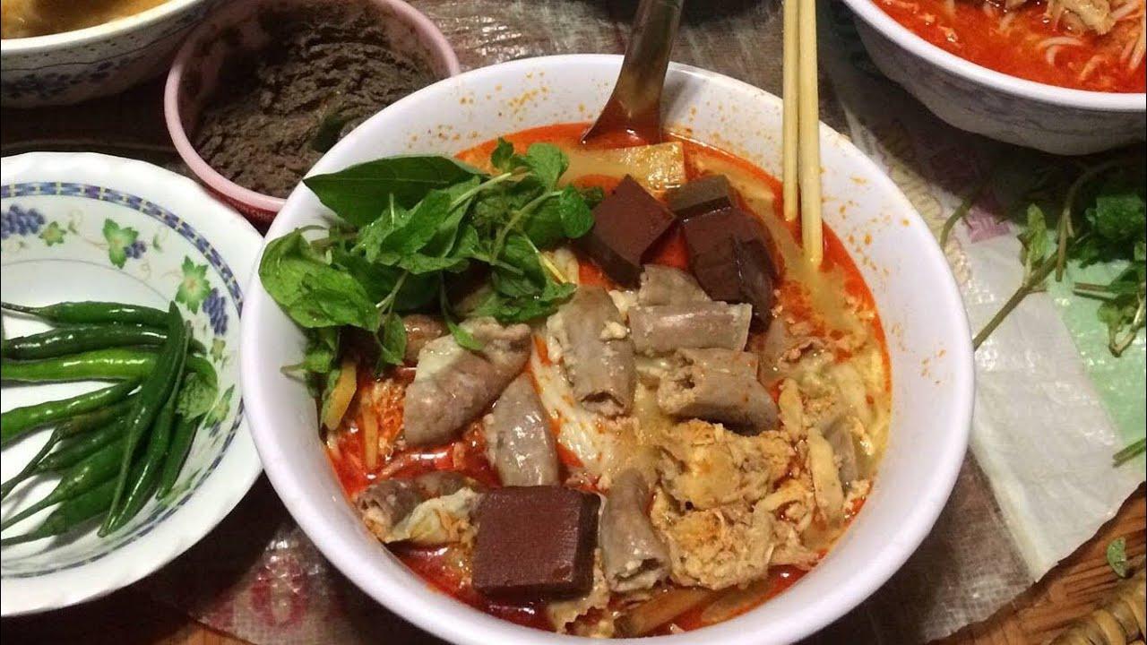 How To Make Lao Food Nam