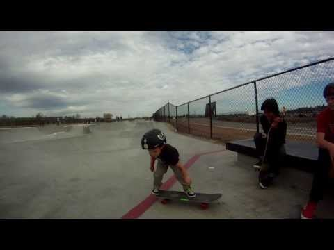 Morning Skate at Alex Road Skatepark