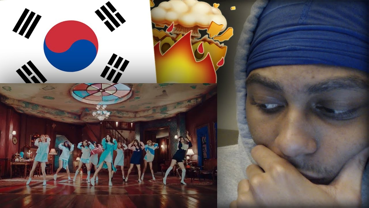 FIRST REACTION TO TWICE ft. FANCY, TT, LIKEY, CHEER UP & Like OOH-AHH(OOH-AHH하게) M/V