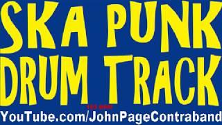 Ska Punk Drum Track 165 bpm Tool