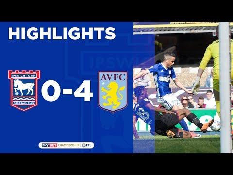 HIGHLIGHTS | Town 0 Aston Villa 4