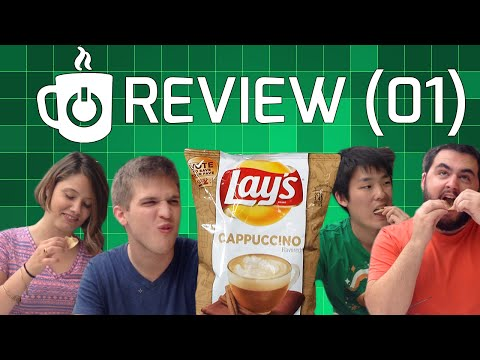 Cappuccino Chips? - Coffeebot Reviews (01)