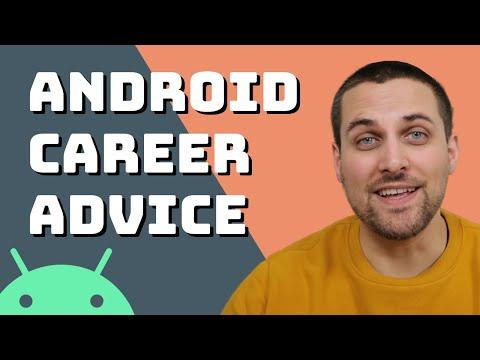 Career Advice For Android Developers // App Developer Career Paths