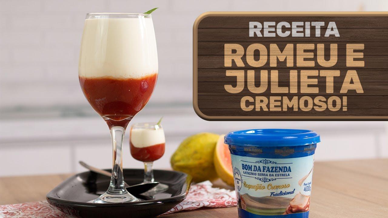 Romeu e Julieta Fácil do Bom da Fazenda
