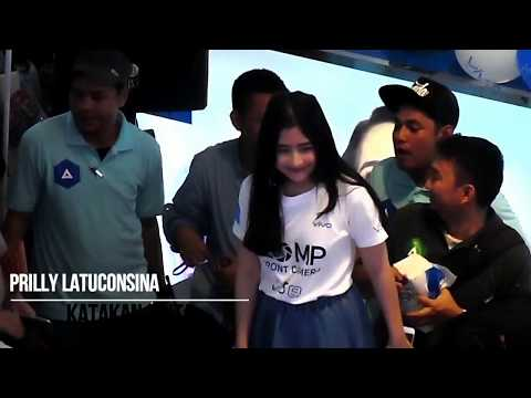 Prilly Latuconsina - Katakan Cinta #VivoV5sPerfectDay