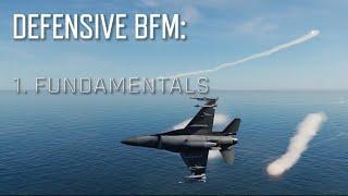 DCS World BFM - Defensive BFM 1 - Fundamentals