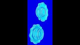 www chieam com GOSDAR MFG CO LTD hot runner multi transparent cap mould running Russian