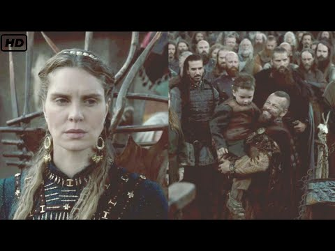 Download VIKINGS: King Harald returns to kattegat S6E13 #Vikings #Haraldfinehair #King #Vikinger