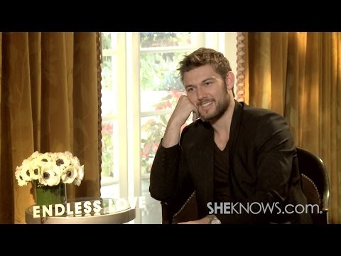 Alex Pettyfer from Endless Love Talks Ladies & Filming  Celebrity