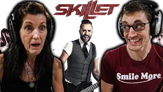 "Christian Mom's FIRST TIME Hearing SKILLET - ""Not Gonna Die"" (REACTION!!)"