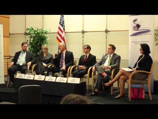 WITA TPP Series: IP in a 21st Century Agreement-Q&A Part 4 3/17/16