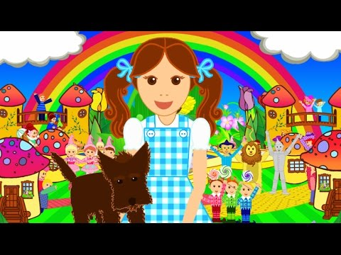 Ding Dong the Witch Is Dead from The Wizard of Oz and Wicked sung  by Barbra Streisand