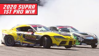 2020 GR Supra Build Wins Its First Drift Event! How We Did It.