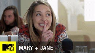 Mary + Jane   'Shh' Official Sneak Peek   MTV