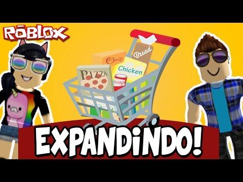 EXPANDINDO A NOSSA LOJA! - Roblox Retail Tycoon #02
