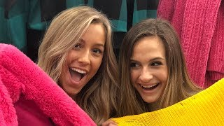 Best friend buys my outfit challenge! Liv & Liv head to the store f...
