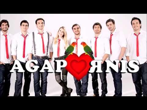 Agapornis - AGP en Fiesta Luna Park (en vivo)