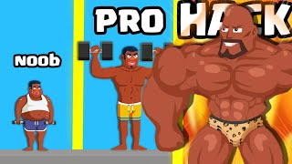 I trained THE STRONGEST BODYBUILDER in Fitness Master-Burn Your Calorie